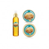 The Body Shop Wild  Argan Oil Set