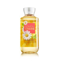 Bath and Body Works -  Love and Sunshine Shower Gel