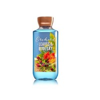 Bath and Body Works -  Orchard Leaves and Blue Sky Shower Gel