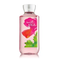 Bath and Body Works -  Sweet Pea Shower Gel
