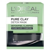L'Oreal Paris Pure Clay Detox Face Mask 50ml