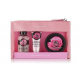 The Body Shop - British Rose Beauty Bag