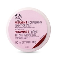 The Body Shop -  Vitamin E Night Cream