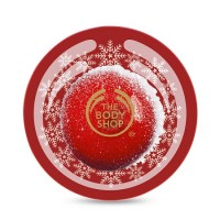 The Body Shop - Frosted Cranberry  Body Butter