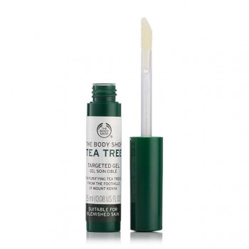 The Body Shop - Tea Tree Targeted Gel