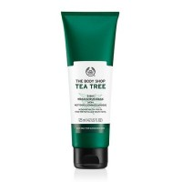 The Body Shop - Tea Tree 3-in-1 Wash Scrub Mask