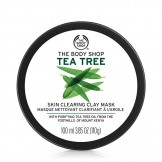 The Body Shop - Tea Tree Skin Clearing Clay Mask