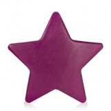 The Body Shop - Frosted Plum Star Soap