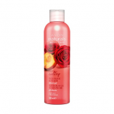 Avon Naturals Red Rose & Peach Shower Gel 200ml